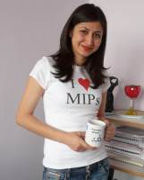 I love MIPs logo